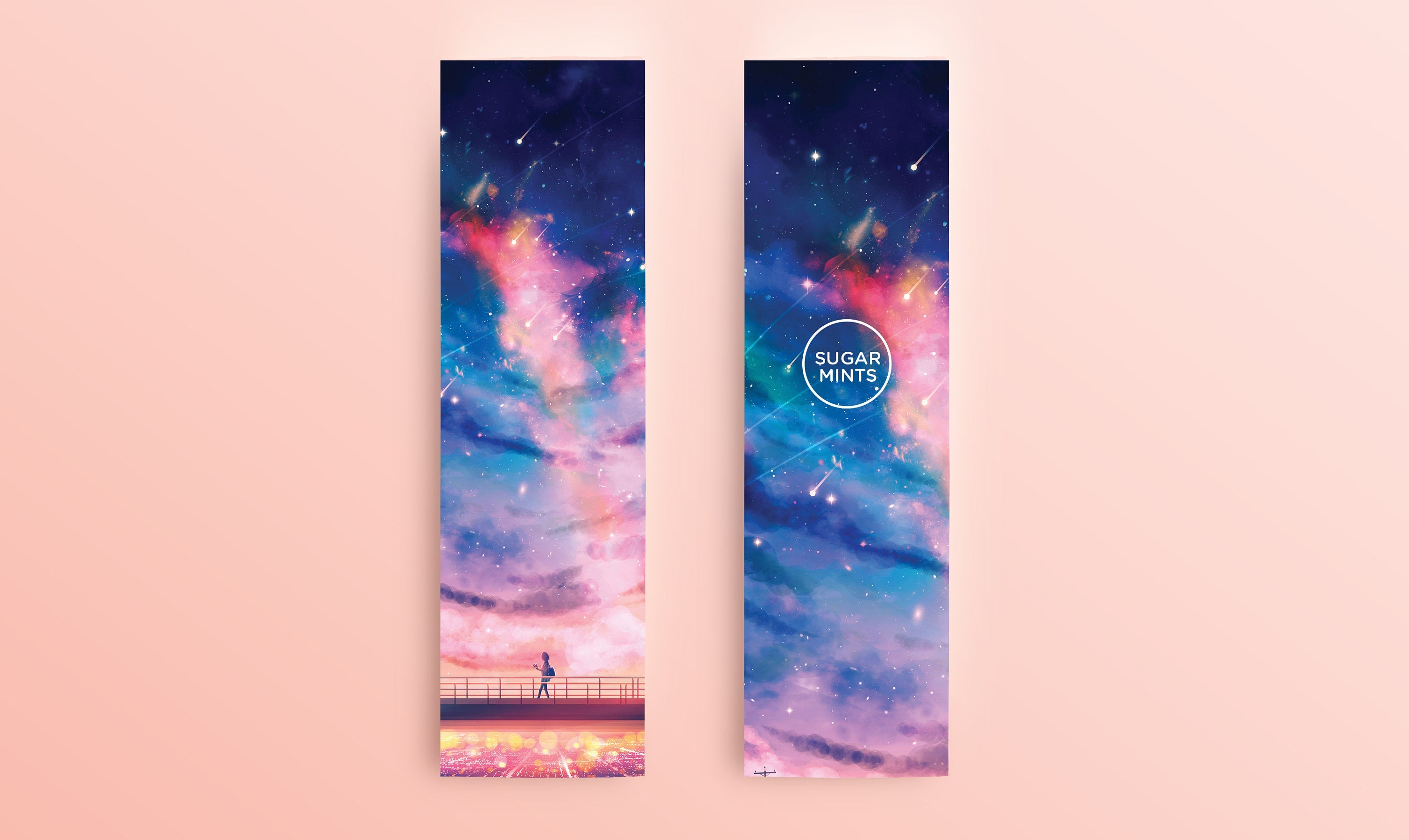 Bookmark: The Road Home - Sugarmints Artstore