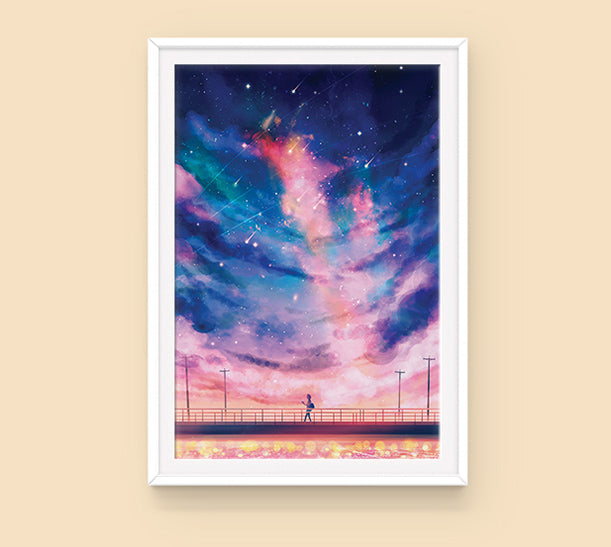 Poster: The Road Home - Sugarmints Artstore