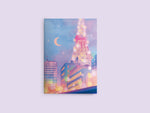 Load image into Gallery viewer, Notebook: Tokyo Tower City - Sugarmints Artstore