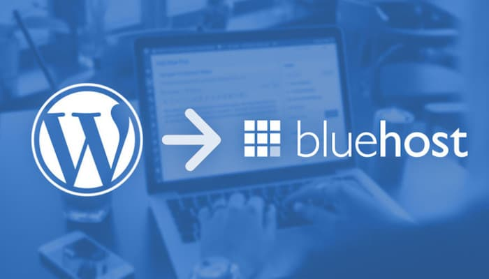 Wordpress on Bluehost installation