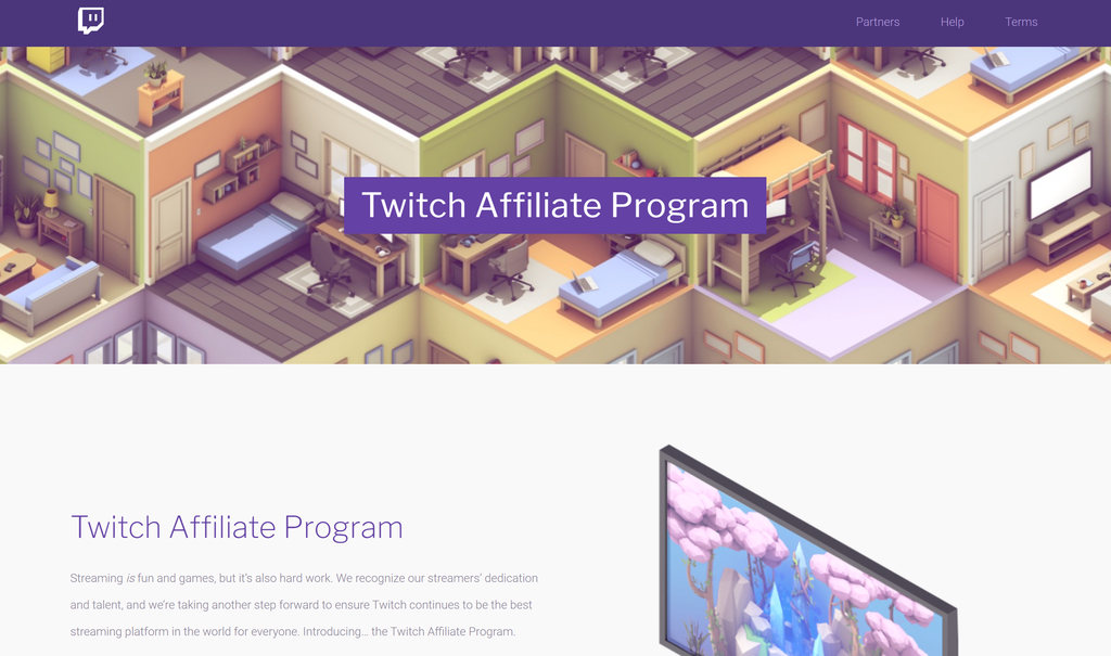 Affiliate Marketing With Twitch