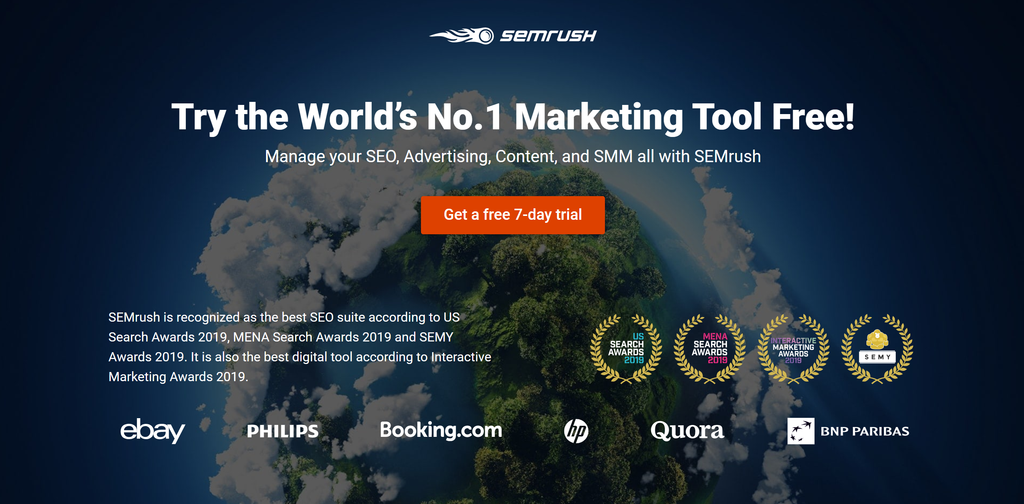 Affiliate Marketing With SEMRush