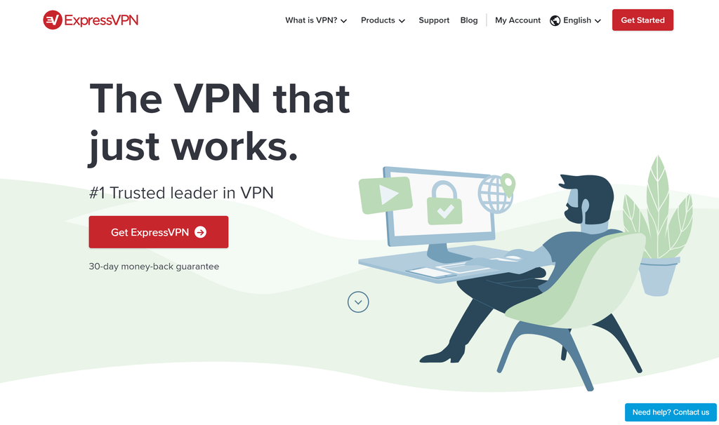 VPN With ExpressVPN