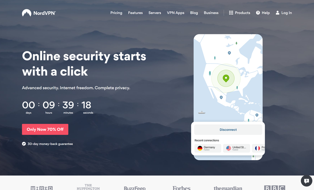 VPN With NordVPN