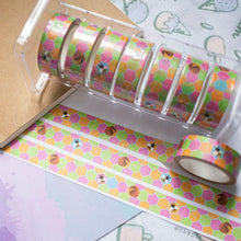 Load image into Gallery viewer, Honeycomb Washi Tape