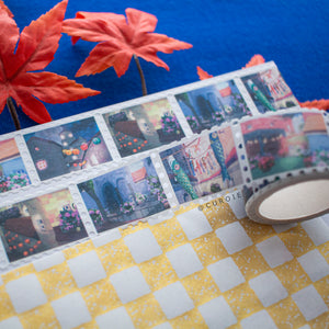 TownScaper Stamp Washi Tape