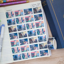 Load image into Gallery viewer, TownScaper Stamp Washi Tape