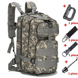 Tactical Backpack Army Outdoor