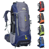 70L Outdoor Sports Bag Hiking Traveling