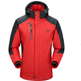 Autumn Mens Softshell Hiking Jackets