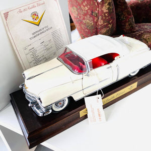 The Danbury Mint Cadillac Eldorado Collectible