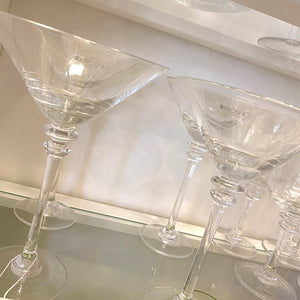 Pottery Barn Claro Discontinued Glassware *retail $40-50ea