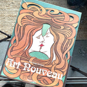 Art Nouveau Coffee Table Book