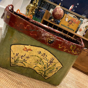 Antique Chinese Basket From Jane Piper Reid in Seattle *valued $1000