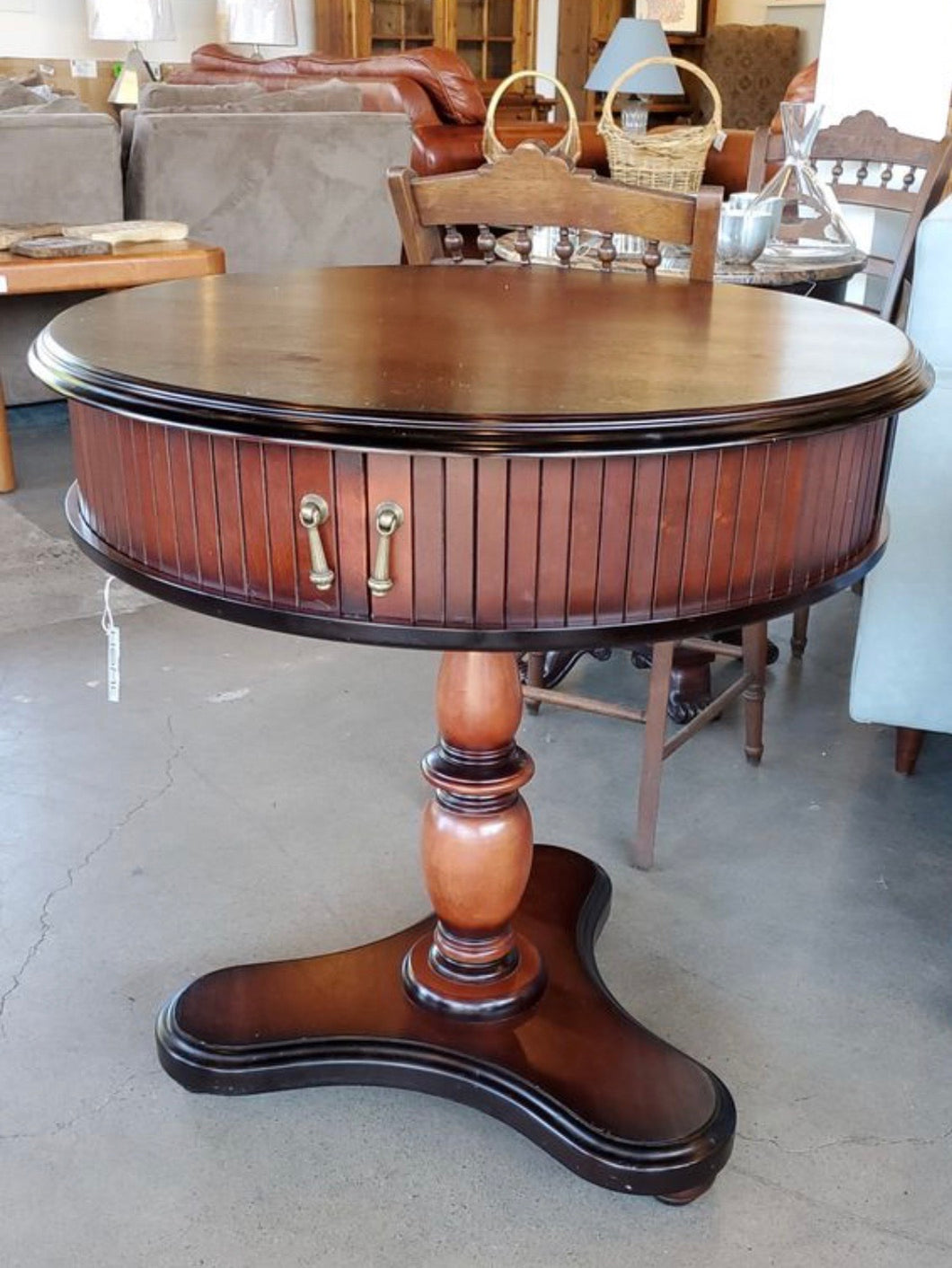 Bombay Co. Round Accent Table