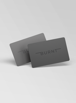 Burnt fit - Virtual Gift card
