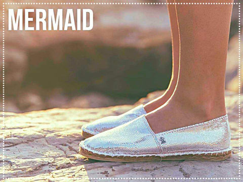Espadrille Mermaid Arsène