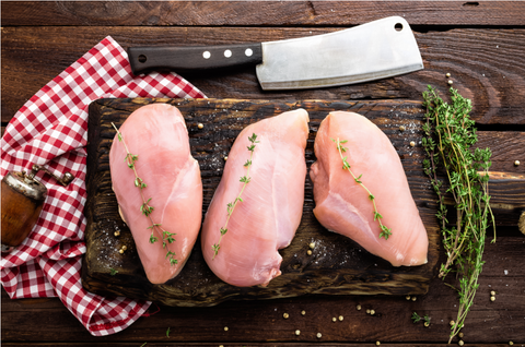 Chicken Fillets - 5 x 200-230g