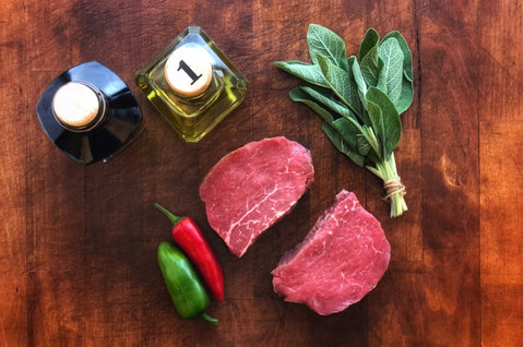 Fillet Steaks - 2 x 170-200g