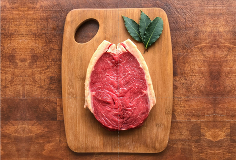 'Giant' Sirloin steak - 580-640g