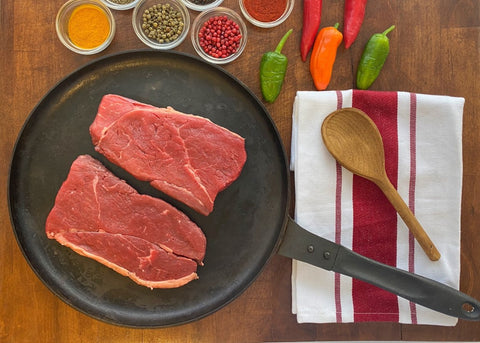 Beef Rump Steak Pack - 5 x 200-230g