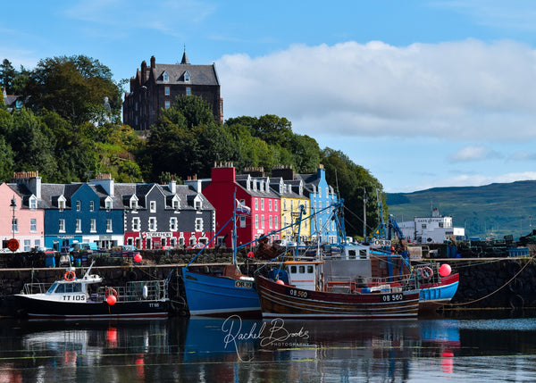 Tobermory Scotland Photo Print