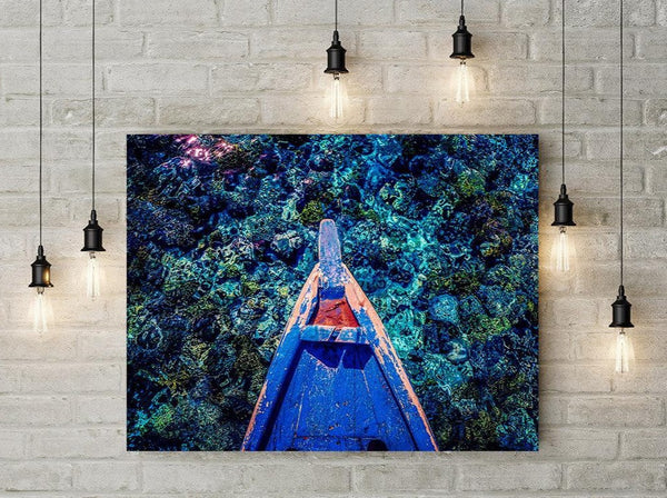 Coral Triangle Photo Print