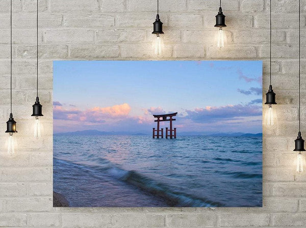 Floating Torii Gate - Japan Photo Print