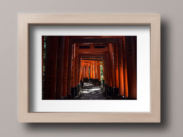 Fushimi Inari Shrine, Kyoto - Japan Photo Print