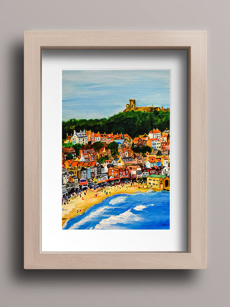 Scarborough Painting
