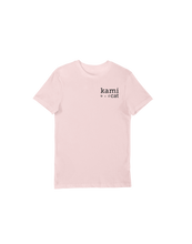 Load image into Gallery viewer, Kami Cat Signature Logo Tee