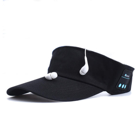 Bluetooth Dad Hat with Built in Headphones