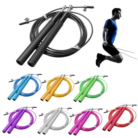 Aluminum Speed  Jumping Rope