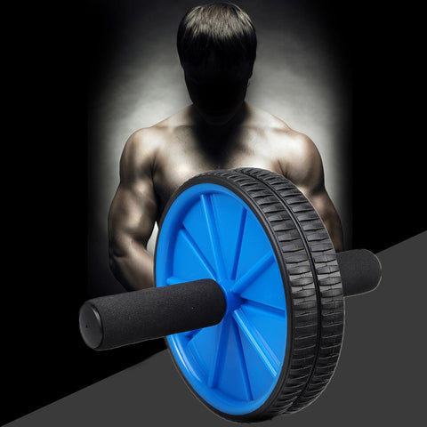 Body Fitness Dual Wheel