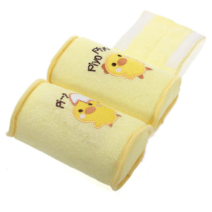 Newborn Infant  Anti Roll Pillow