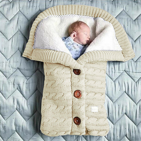 Baby  Blanket Warm  Sleeping Bag