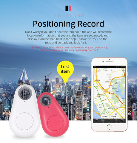 Image of Anti-lost Alarm Smart  Tracker