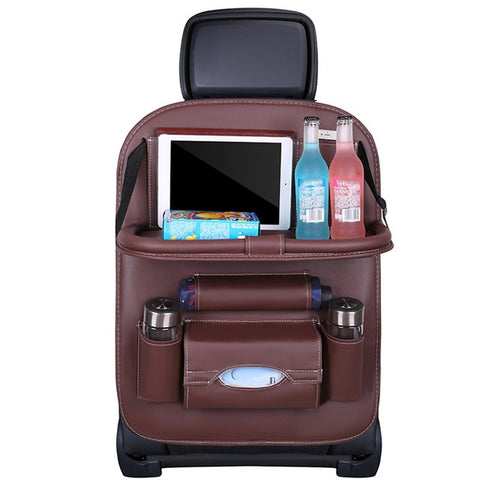 Image of Auto Seat Back Organizer