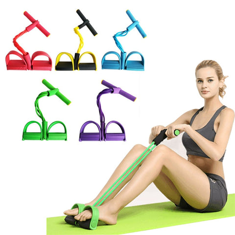 Bands Latex  Exerciser Training  Fitness Equipment