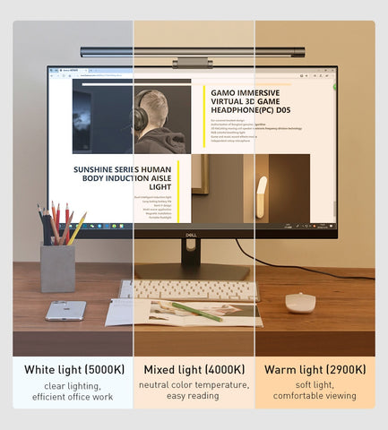 Image of Led Desk Hanging Light