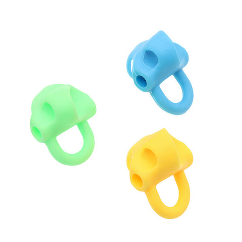 Image of Two-Finger Pen Holder Silicone