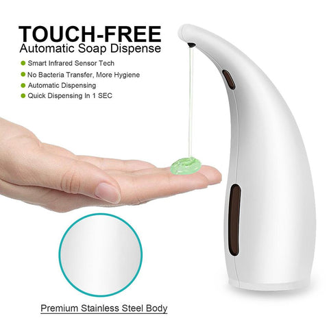 Touchless Automatic Sensor Liquid Soap Dispenser