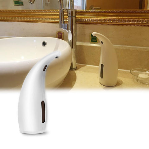 Image of Touchless Automatic Sensor Liquid Soap Dispenser