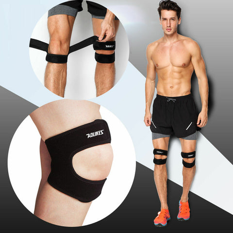 Newest Men Adjustable Knee Support Brace