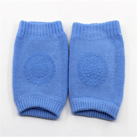1 Pair Infant Knee Pads Anti Slip-Crawling Safety