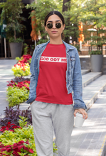 Load image into Gallery viewer, Original Red/White Box Logo Tee