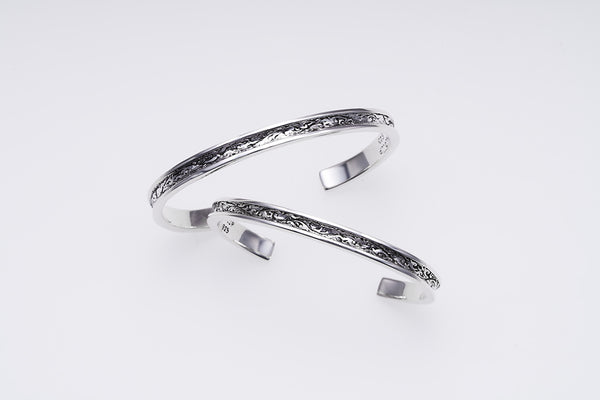 Eternity Pair Bangle by ZOCALO-ZOCALO.JAPAN