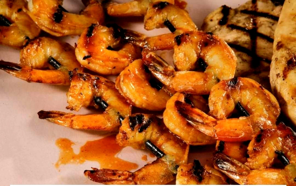 Pure Heat Garlic Heat Shrimp Recipe