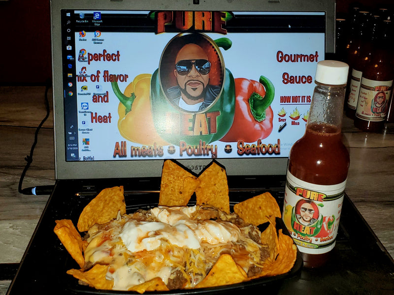 STL Pure Heat Sweet n Spicy Nacho Supreme