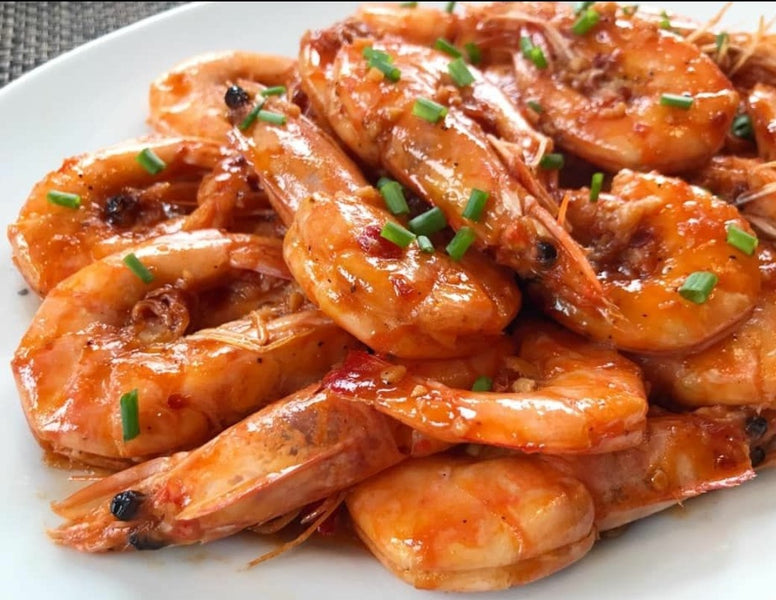Pure Heat Sweet n Spicy Shrimp